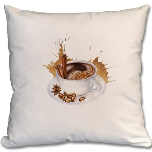 Coffee Themed Personalised Cushions