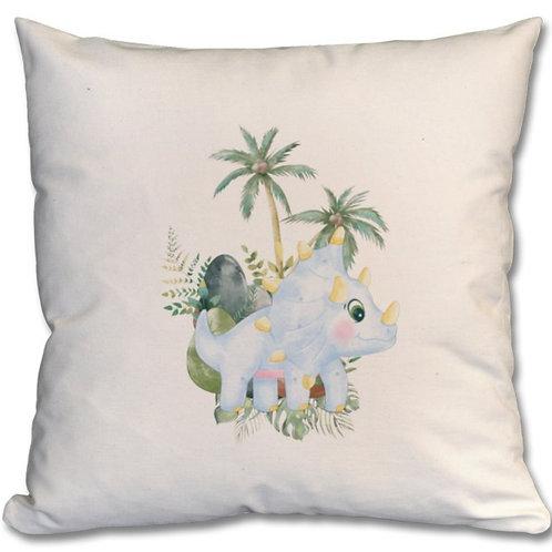 Dinosaur_3 Themed Personalised Cushion