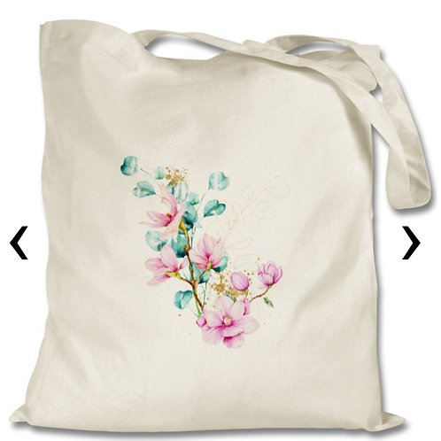 Magnolia_6 Themed Personalised Tote Bag