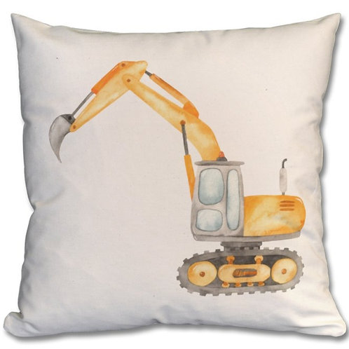 Excavator_2 Themed Personalised Cushions