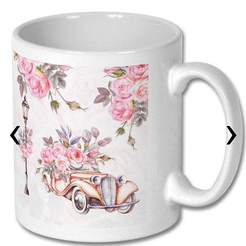 Paris_3 Themed Personalised Mug