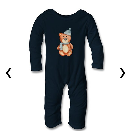 Wooden Toys_13 Themed Personalised Baby Bodysuit
