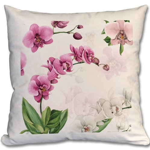 Orchids_3 Themed Personalised Cushions