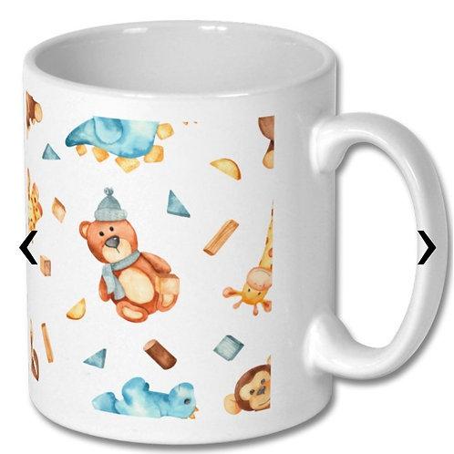 Wooden Toys_17 Themed Personalised Mug