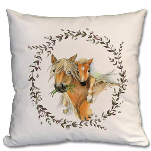 Horses Themed Personalised Cushions