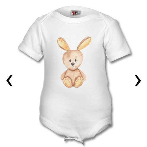 Wooden Toys_10 Themed Personalised Baby Grows