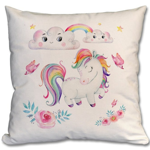 Pony_4 Themed Personalised Cushions