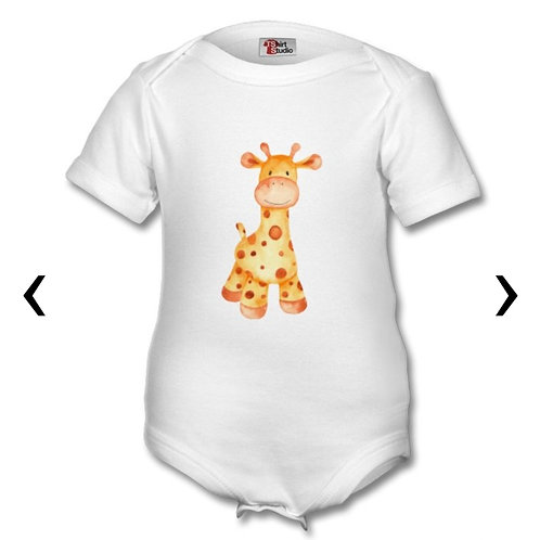 Wooden Toys_11 Themed Personalised Baby Grows