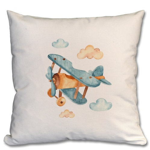 Wooden Toys_2 Themed Personalised Cushions