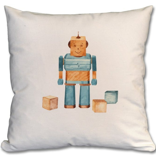 Wooden Toys Themed Personalised Cushions