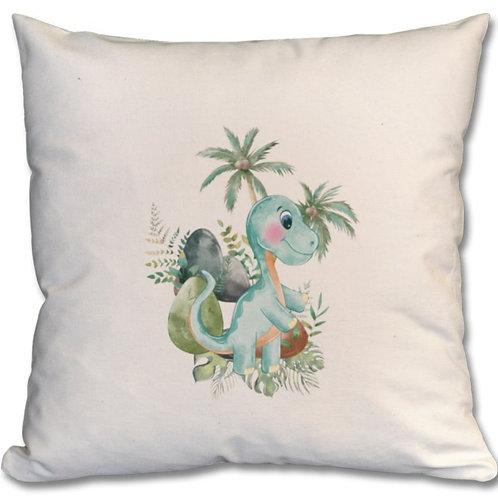 Dinosaur_6 Themed Personalised Cushion