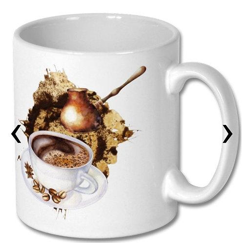 Coffee_2 Themed Personalised Mug