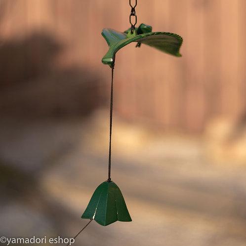 Windchime Frog on Leaf