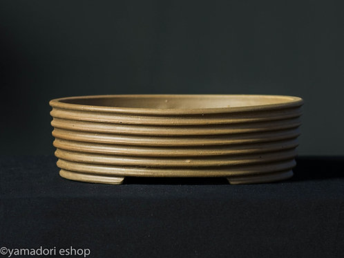 Oval Handmade 23x20.5x7