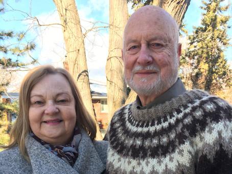 Donor Profile: Raivo & Anne-Mari Remmel increase donation to help ignite bright future