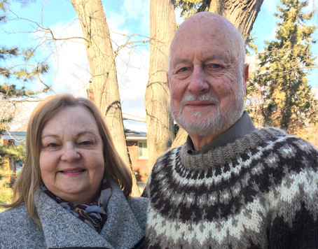 Donor Profile: Raivo & Anne-Mari Remmel increase donation to help ignite bright future