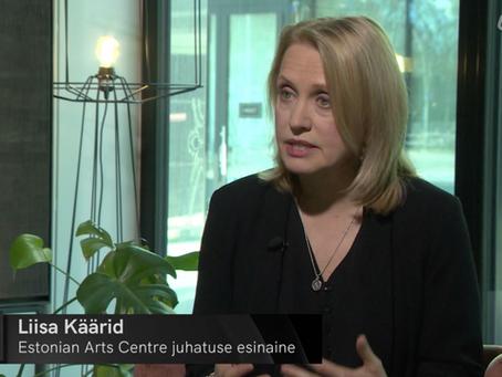"""KESKUS Eesti Rahvusringhäälingu telesaates """"OP"""""""