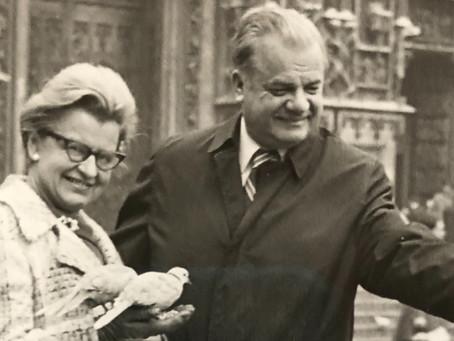 Annetaja tutvustus: KESKUS oleks olnud Hilda ja Nicholas Küttisele südamelähedane ettevõtmine