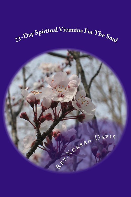 21 Day Spiritual Vitamins for the Soul