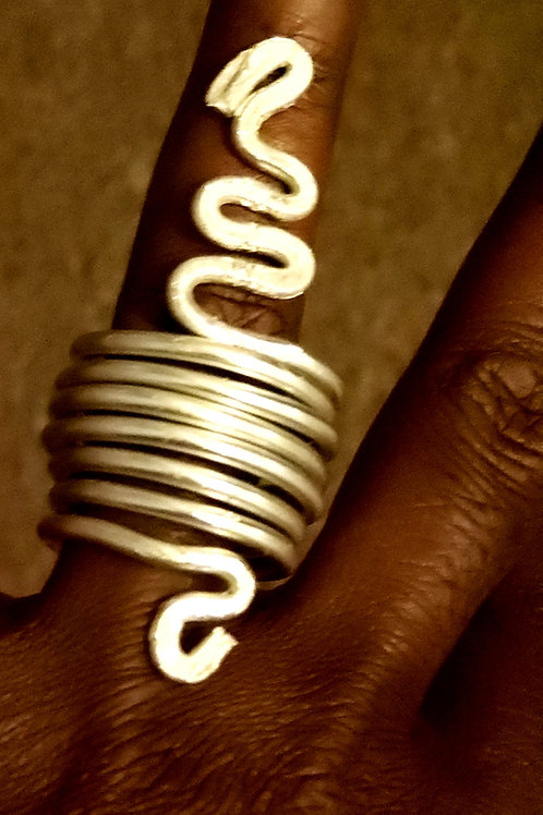 Super Power Ring Silver