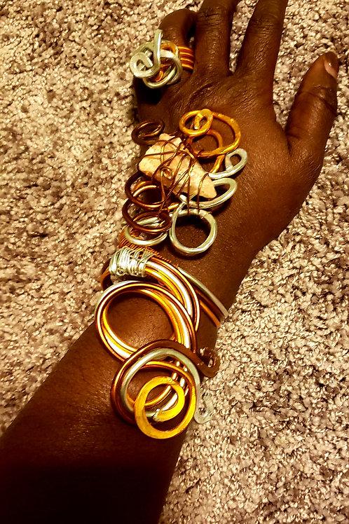 Branch Bracelet Set