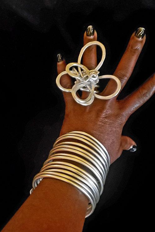 BAM! Endless Bracelet and Ring Set
