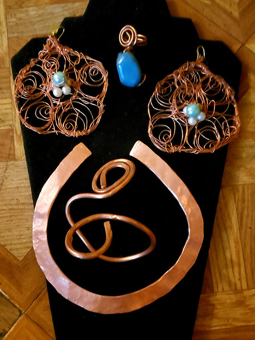 Chunk of Copper Set