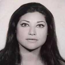 Alicia Evans 1948-2021