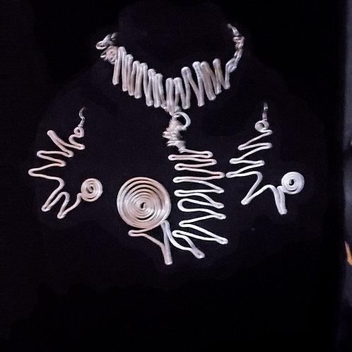 Silver Sizzle Set