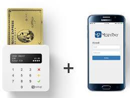 Mobi Pay pos portatile multicondominio