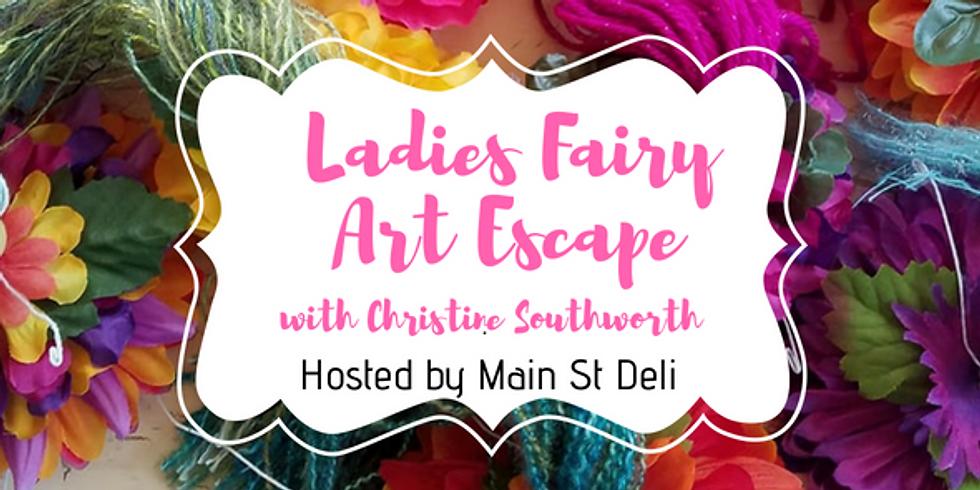 Ladies Fairy Play Escape