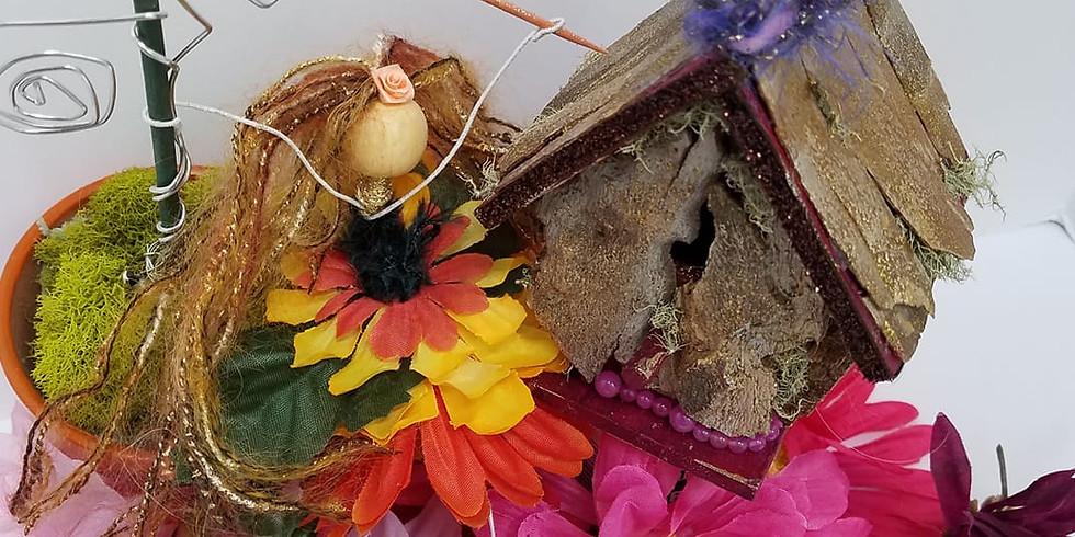 Fairy & Fairy Houses