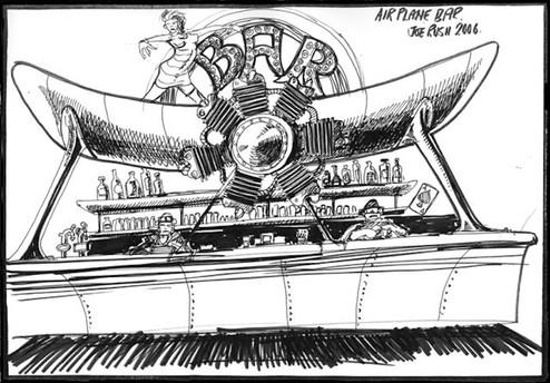 Airplane Bar