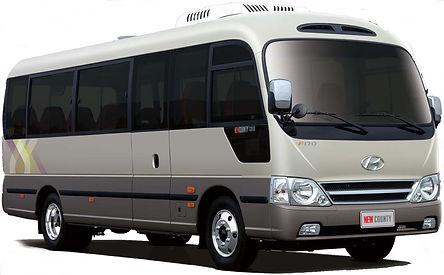 jeju mini bus tour