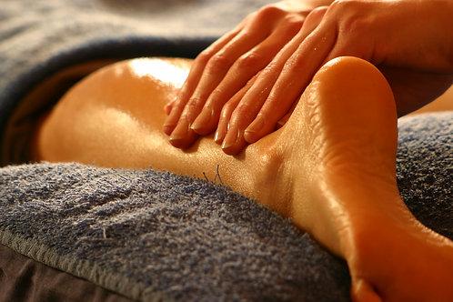 60min Lower Back & Legs Massage
