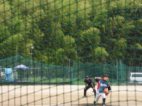 練習試合 - 20200802 - 和歌山B