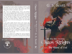 Cover reveal for my next book!