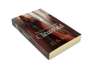 """My new book """"Cleansed"""" to be released soon!"""