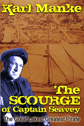 Scourge of Captain Seavey Paperback