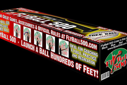 Get 2 NEW 2020 FlyBall 500's (No Baseball)