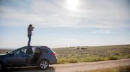 Behind the Scenes - Montana