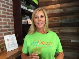 club Detox and Vicki Gunvalson of RHOC Launch Online Detox Program
