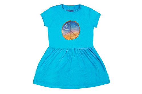 Peaceful Peace Dress