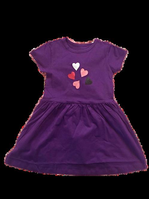 Glitter Hearts Dress