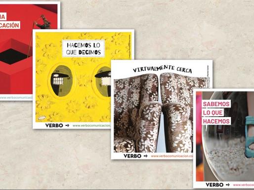 Las 7 postales de VERBO