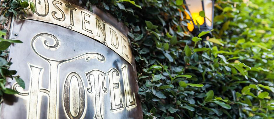 Viejo Hotel Ostende: un viaje en el tiempo, con la cultura como eje