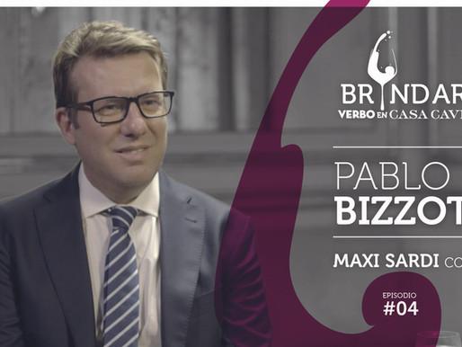 Pablo Bizzotto en BRINDAR!
