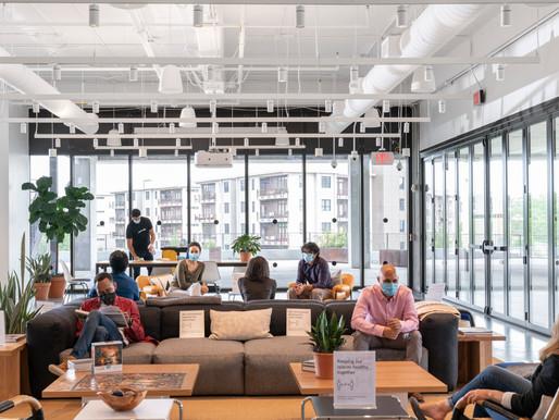 La nueva normalidad en las oficinas: el caso WeWork