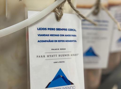 Palacio Duhau - Park Hyatt Buenos Aires: solidaridad de lujo