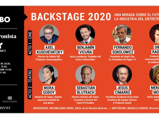 Ésto fue: BACKSTAGE 2020